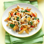 Sausage Pasta With Vegetables Recipe | Taste Of Home