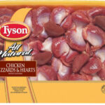 Sautéed, Baked Or Fried, Tyson® Chicken Gizzards & Hearts …