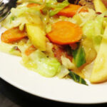 Sauteed Cabbage And Apples #Recipe Vegan, Clean, Healthy …