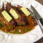 Sauteed Veal Breast  @ Home By Hans Susser
