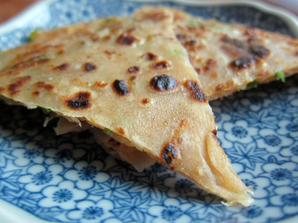 Scallion Pancake09
