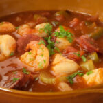 Seafood Gumbo | Food In A Minute