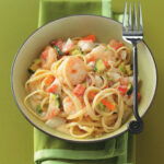 Seafood Pasta Alfredo Recipe | Taste Of Home