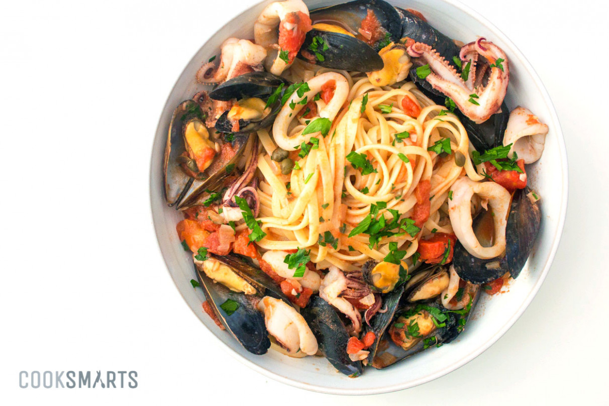 seafood-recipes-pasta