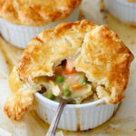 Seriously Good Chicken Pot Pie – I FOOD Blogger