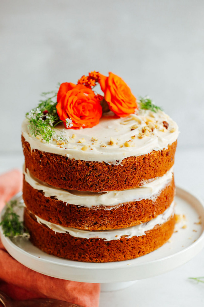 Seven Common Myths About Nut Free Carrot Cake | Nut Free Carrot Cake