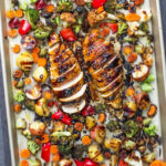 Sheet Pan Hoisin Chicken + Video – | Easy One Pan …