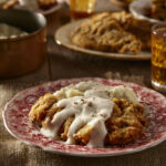 Shortcut Chicken Fried Steaks With Gravy