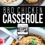 Shredded BBQ Chicken Casserole · Easy Family Recipes
