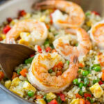 Shrimp Cauliflower Fried Rice – Healthy Fitness Meals