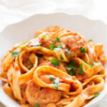 Shrimp Pasta Alla Vodka Recipe (with Video …