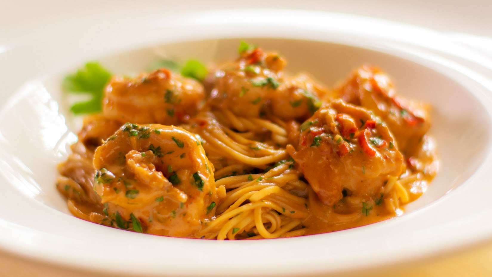 Shrimp Pasta - Easy Meals with Video Recipes by Chef Joel ...