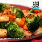 Shrimp Stir Fry A Yes You Can Diet Plan Dinner Recipe …
