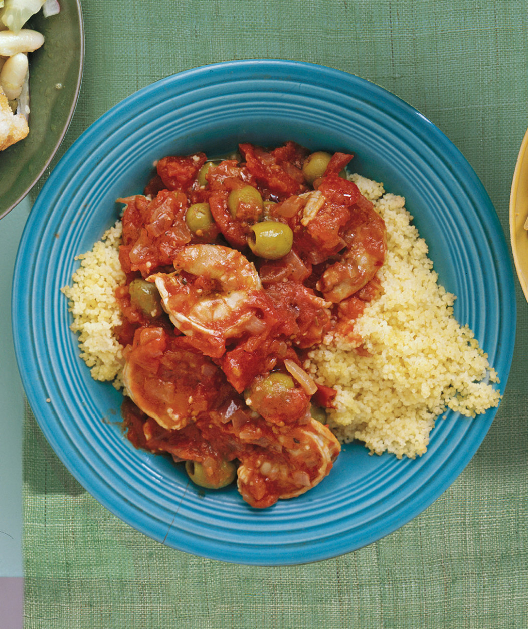 Shrimp With Tomatoes and Olives | 20 Fast Dinner Recipes ...