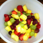 Simple Fruit Salad | Recipes For Aimee