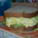 Simple Homemade Egg Salad Sandwich Recipe – Food
