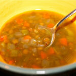 Simple Lentil Soup: Foodie Friday | Simple Living And …