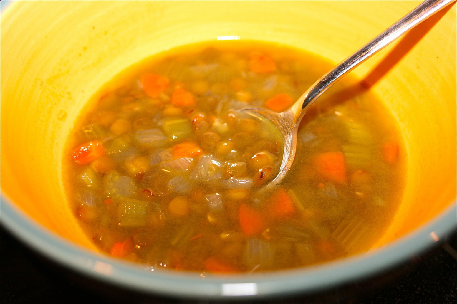 Simple Lentil Soup: Foodie Friday | Simple Living and ...