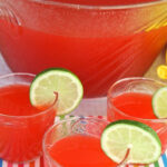 Simple Party Fruit Punch (Non Alcoholic)
