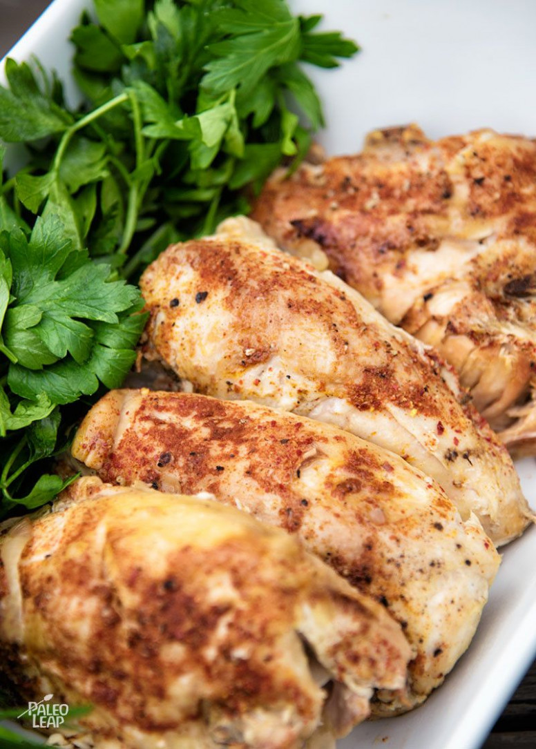 Simple Slow Cooker Chicken | Recipe | Paleo Slow Cooker ...