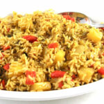 Simple To Make And Very Healthy, Pineapple Brown Rice With …