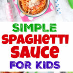 Simple Tomato Spaghetti For Kids – My Fussy Eater | Easy …