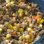 Singapore Noodles With Ground Beef And Chickpeas Recipe …