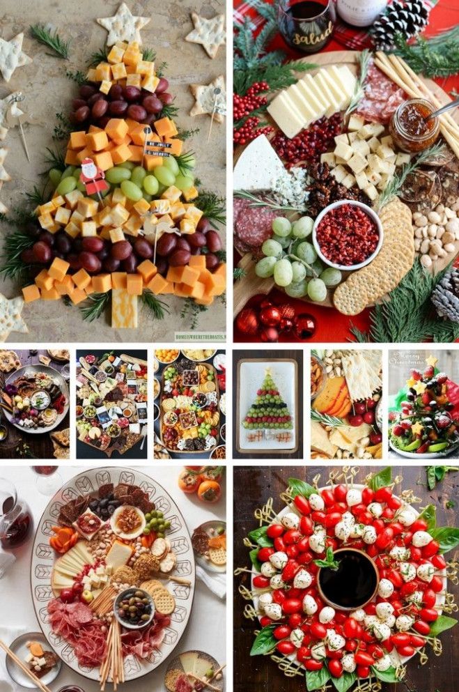 Sixty of the most amazing Christmas appetizer recipes ...