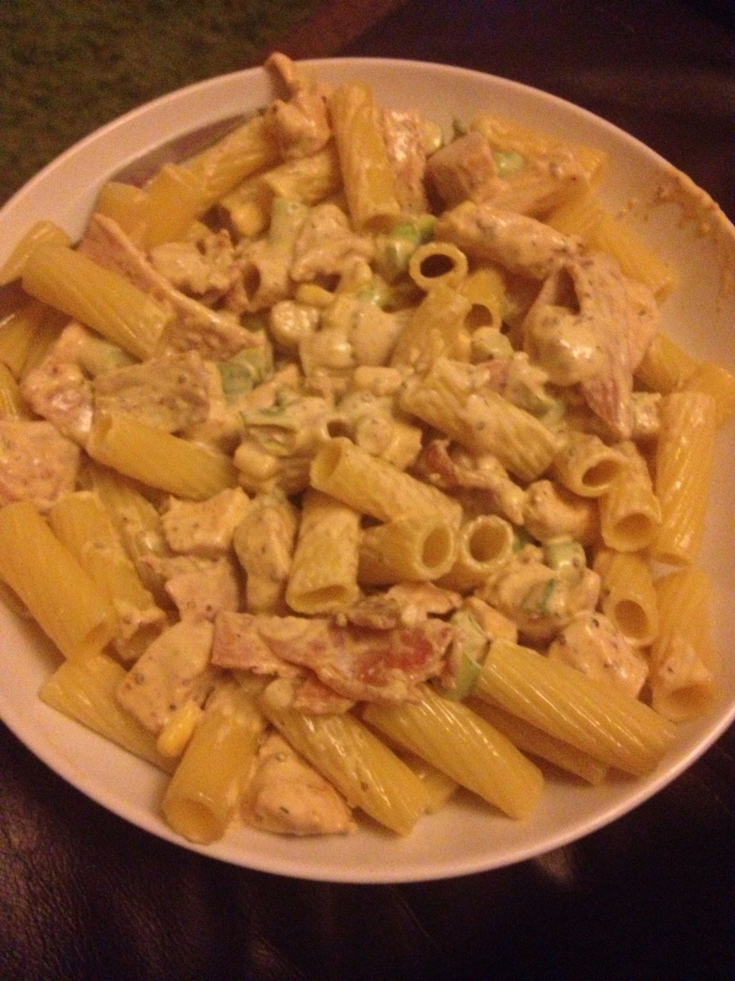 Slimming World Chicken Pasta…1 Syn On Extra Easy …