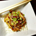 Slow Cooked Asian Chicken