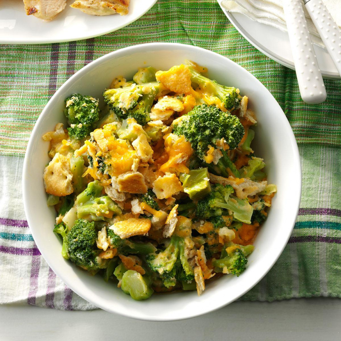 Slow-Cooked Broccoli Recipe | Taste of Home