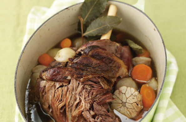 slow cooked pot roast lamb recipe - goodtoknow