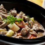 Slow Cooker Beef And Coke Casserole
