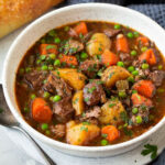 Slow Cooker Beef Stew – Cooking Classy