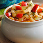 Slow Cooker Chicken Apple Cider Chili – Foxes Love Lemons