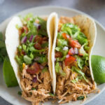 Slow Cooker Chicken Tacos – Tastes Better From Scratch