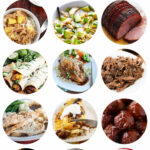 Slow Cooker Dinners – Like Mother Like Daughter