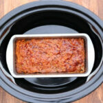 Slow Cooker Homestyle Ground Turkey (or Beef) Meatloaf …