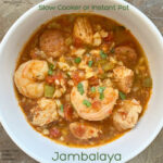 Slow Cooker/Instant Pot Jambalaya (Low Carb, Paleo …