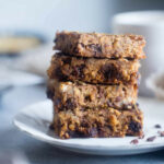 Slow Cooker Steel Cut Oats Energy Bars | Food Faith Fitness
