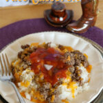 Slow Cooker Taco Casserole Recipe – The Sassy Slow Cooker