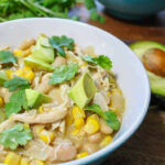 Slow Cooker White Chicken Chili | Diabetes Strong