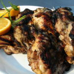 Slow Grilled Tequila Citrus Chicken