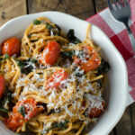 Slow Roasted Tomatoes And Garlic With Basil Whole Wheat …