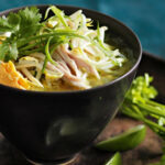 Soto Ayam (Indonesian Chicken Noodle Soup)