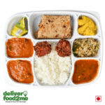 South Indian Non Veg Combo Meal (Medium)
