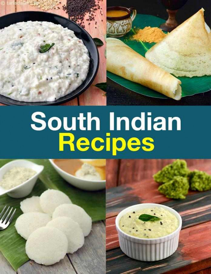 South Indian Recipes, 950 South Indian Dishes, Food ...