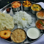 South Indian Thali | A full meal | Indian Thaali ideas ...