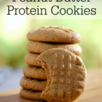 Southern In Law: Recipe: Healthy Peanut Butter Protein Cookies