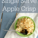Southern In Law: Recipe: Healthy Single Serve Apple Crisp …